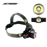 New Jetbeam HC20 Cree XM-L2 (T6) LED 800 Lumens w/ 1*18650 Li-ion Battery