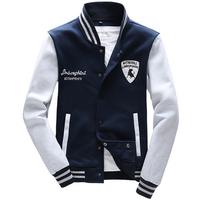 2014 zipper autumn and winter menswear brand clothing polo cardigan sweater jacket hoodie men's Sportswear