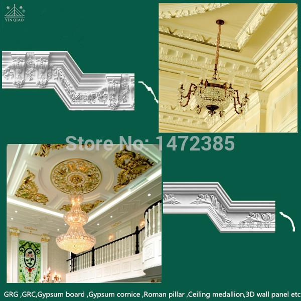 Online kopen wholesale gypsum decoration uit china gypsum decoration groothandel - Modern plafondgieten ...