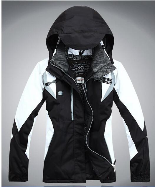 winter Hot warm women's snowboard ski clothing jacket waterproof hiking camping outdoor jacket Sports coat Free Shipping(China (Mainland))