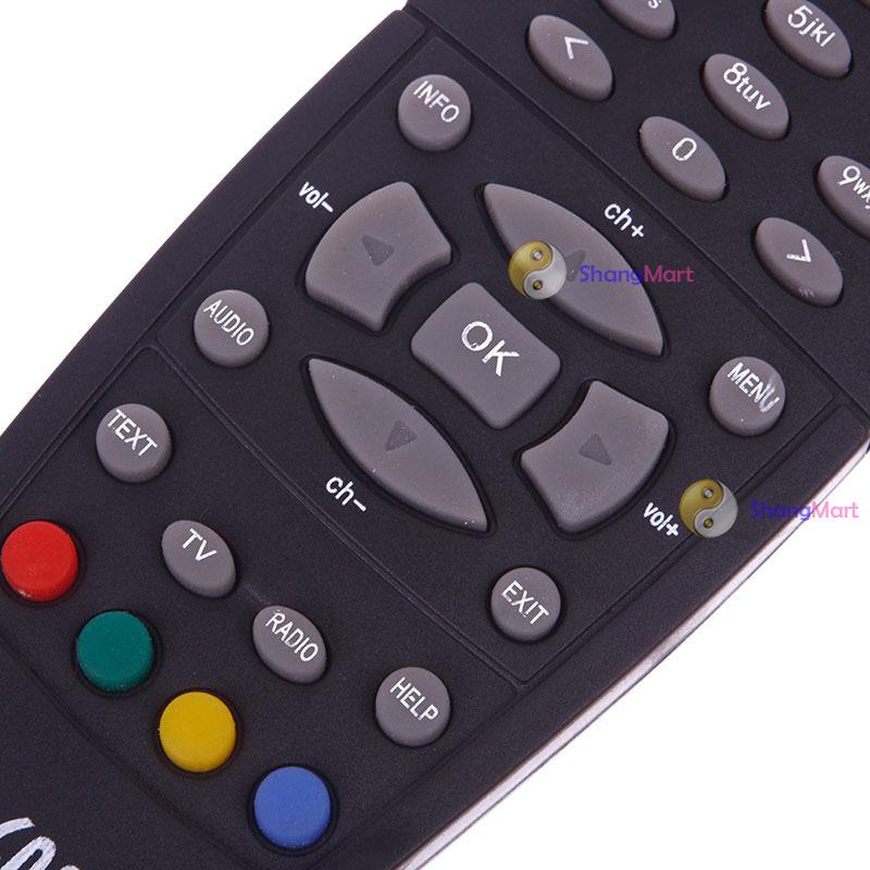 ShangMart original brand Replacement Remote Control for DREAMBOX 500 S C T DM500 DVB 2011 Version Black Cheaper!(China (Mainland))