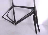 Carbon fiber bicycle frame 700c