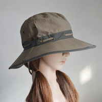 High quality travel Sun hat  Fisherman Hat Bucket Hats