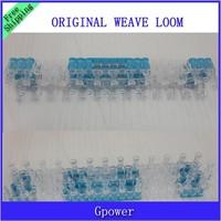 Weave frame loom for DIY  rubber loom bands  charm bracelets refill weaving loom 1 pcs  free shipping