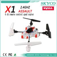 Syma X1 4 Channel 2.4G RC Quad Copter - Spacecraft