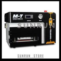 3 in 1 7 inch OCA Screen Vacuum Laminating Machine, No bubble, No Need Extra Air Compressor and Vacuum Pump