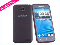 Original Lenovo A398T Mobile Phone 4.5 Inch IPS Dual Core Android 4.0 512MB RAM 4GB ROM Smart Phone Unlocked 5MP Camera