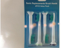 Sonic replacemente brush heads 4PCS Value Pack electric tooth brush heads swing automatic toothbrush heads wholesale