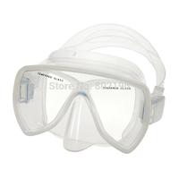 Clear Lliquid Silicon Diving Mask (DRA-M275)