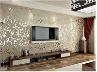 3d photo murals wallpaper roll modern living room TV brick imported vinyl wallpaper 3d wall panel wall paper for bedroom
