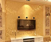 3d wallpaper home decor photo murals for living room papel de parede floral bedroom room modern vinyl TV imported wallpaper