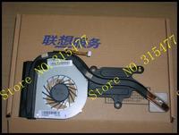 New laptop cpu cooler fan  heatpipe  for LENOVO U460 U460A U460A-ITH U460A-PSI heatsink Thermal Module copper tube