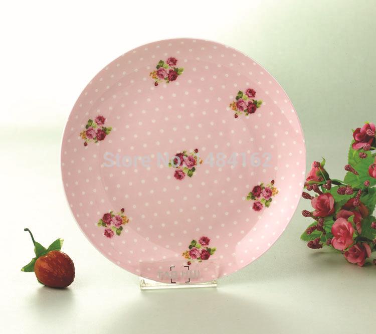 Фарфоровая тарелка Floris 8 L1410 стелс 1410 8