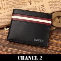 Men Wallet 2014 Brand New Fashion Genuine Leather Wallet for Men/Women Long Design Soft Cowhide Card Holder Purse Wallet