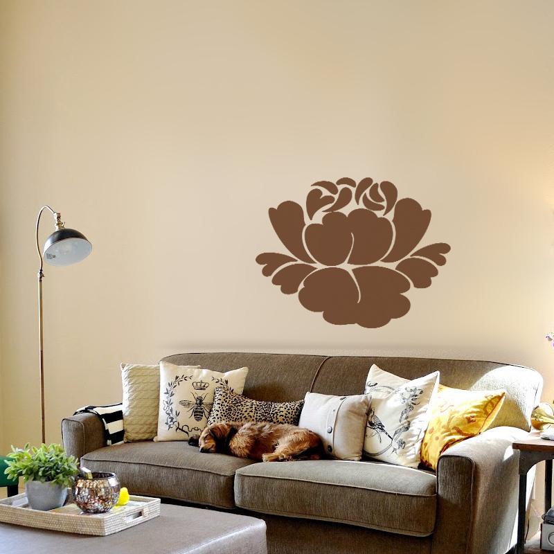 stencil parete da letto - 28 images - stencil da parete da letto ...