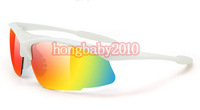 Fishing Motorcycle Cycling Bike Bicycle Glasses MIni Sunglasses Goggles Fluorescent