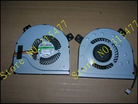 New laptop cpu cooling fan for Lenovo IdeaPad Z400 Z400A Z500 Z500A P500 computer cooler