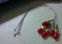 10pcs/lot TC35 To SMAK Connect Cable 0.81 RF Test Cable Connector 10cm