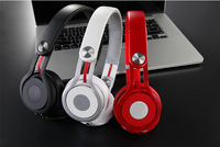 Fashion R Neon MIX Wired Stereo Bass Microphone Headphones On Ear Noice Cancelling HiFi Headsets for iPhone iPod iPad