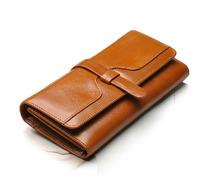 wallets women genuine leather wallets long design wallets  la cartera