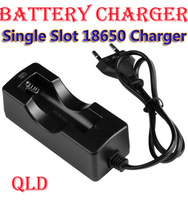 3.7 V Li-ion Auto Stop Charging Charger Single Slot 18650 Charger Multifunction All-in-One Batteries Charger 26650 32650 32600