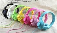 wholesale 3.5 mm earphone headset headphone  For Computer Game MP3 dj X16 handsfree Free shipping