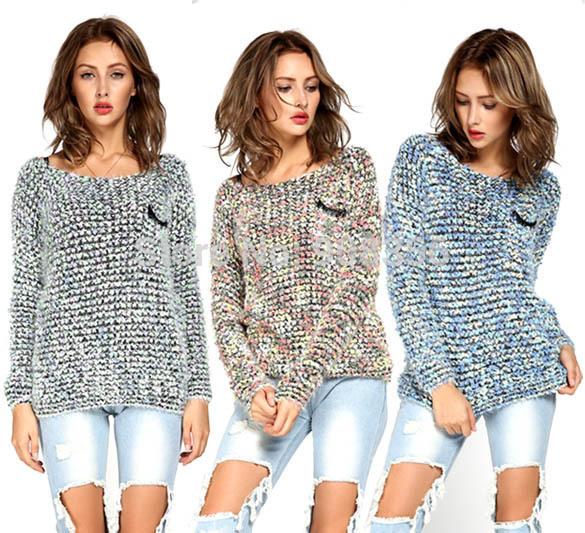 Женский пуловер Brand New 2015 C1166 женский пуловер brand new 2015