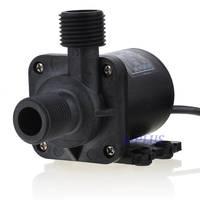 Hot Sale New Cheap Mini Electric Centrifugal Pump 24V DC Water Pump Black TK1226