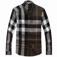 New 2014 men slim fit england fashion long shirt plus size 2XL brand male plaid design casual shirt