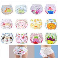 Baby Training Pants Children's Labs Pants Reusable Nappies fraldas reutilizaveis para bebes Cloth Diaper fralda de pano
