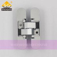 zamak 3D adjustable functional concealed hinge