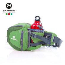 Maleroads waist bag men&women bicycle bags outdoor sports mini bike bags hiking bike cycling camping bags waist bolsa(China (Mainland))
