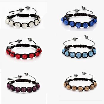 Мода шамбалы ювелирные изделия новый смешивать цвета для стимулирования продаж 10 ...