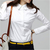 Elegant Work Wear Blouse Shirt White Plus Size Roupas Casual Office Shirt Blusas Femininas Brand Top Tee Clothes Women Blouses