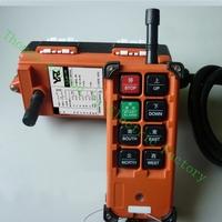 Industrial remote controller 18-65V.65-440V  1 transmitter + 1 receiver