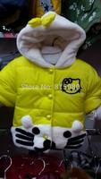 kids mixed order 2014jackets & Coats for girl  female Winter  Coats  Children Outerwear Kids Down & Parkas