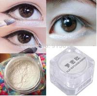 2015 New Eye Shadow Powder White Pearl Glitter High Pearl Eyeshadow POWDER