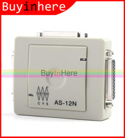 2-Port 25 Pin Db-25 Data Share Db25 Sharing Parallel Printer Compact Auto Switch Box Connect