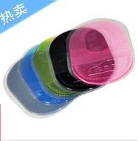 5 PCS  Powerful Silica Gel Magic Sticky Pad Anti Slip Non Slip Mat for Phone PDA mp3 mp4 Car Accessories Multicolor