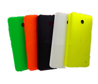 Original New Mobile Phone Shell Back Housing Door Battery Cover Case+ Side Key Buttons For Nokia lumia 630 ,5 Pieces/1 Lot,MC63L