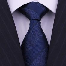 2014 Man Blue Silk Fashion Ties Neckties For Formal Dresses Brand Designers Classical Gravatas Masculinas Seda