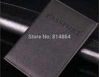 passport holder PU Leather Passport bag English passport this customized wholesale 2014 gift cover OEM/ODM