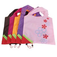 Strawberry Style Foldable Storable Reusable Shopping Bag (Random)