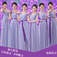2014 Cheap Bridesmaid Formal Dresses Light Purple Lavender Violet Wedding Evening Party Dress Prom Formal Dress Under $50