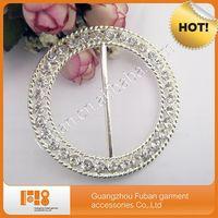 (100pieces/lot)rhinestone ribbon buckles slider, diamante crystal buckles sliders,rhinestone buckles for chair sash
