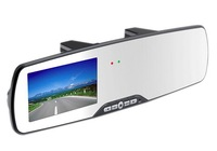 "FHD1080P 4.3"" TFTLCD Rearview Mirror Car Camera DVR RecorderRearview Mirror DVR Camera Video Recorder"
