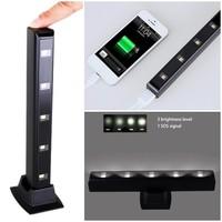 universal portable power bank with Micro USB Input port 5200mAh