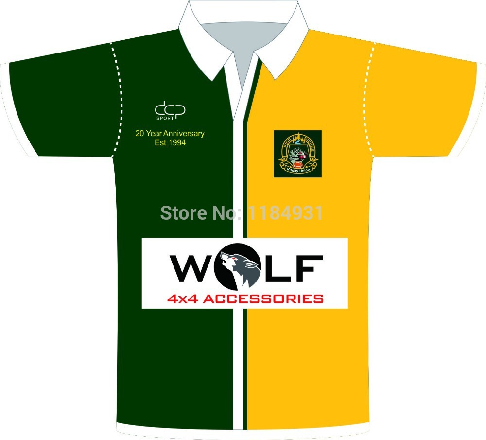 Mens Amazing New style cheap rugby union jerseys/rugby union shirts/Rugby uniform which are made from 280GSM polyester fabric(China (Mainland))