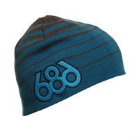 0018 original single 686 wool hat hip hop skate ski snowboard winter knit cap