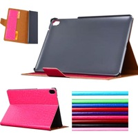 HF Stand Crazy Horse Patterns Luxury Leather Case Sleep/Wake Card Walet Pocket For Google Nexus 9